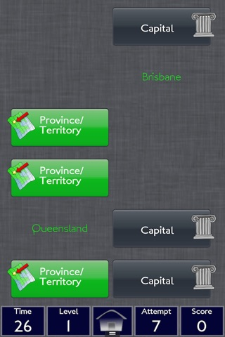 Australia States Territories Geography Mem HD screenshot 4