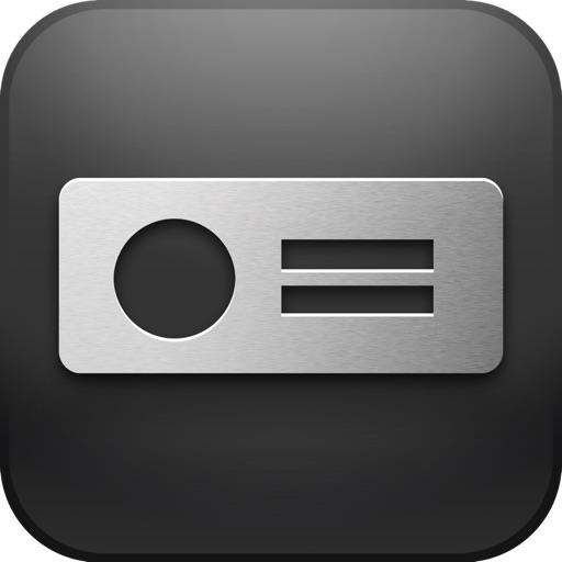 Projector Remote iOS App