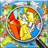 Finding Hidden Objects Lite - for iPad