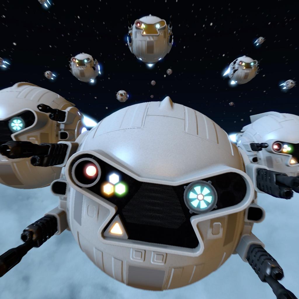 Drone Wars Online