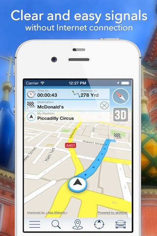 United Kingdom Offline Map + City Guide Navigator, Attractions and Transports screenshot 4