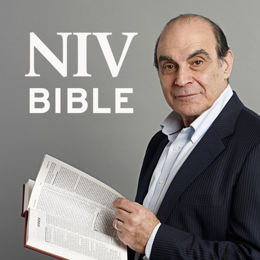 NIV Audio Bible: read by David Suchet