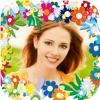 Flower Frames - Free photo in flower and bokeh frames