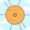Wood Wheel.