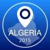 阿爾及利亞離線地圖+城市指南導航,景點和運輸