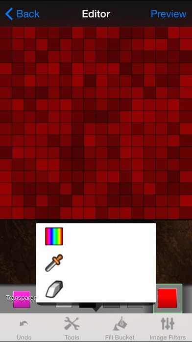 Screenshot for Texture Packs & Creator for Minecraft - MCPedia PC & PE in United States App Store