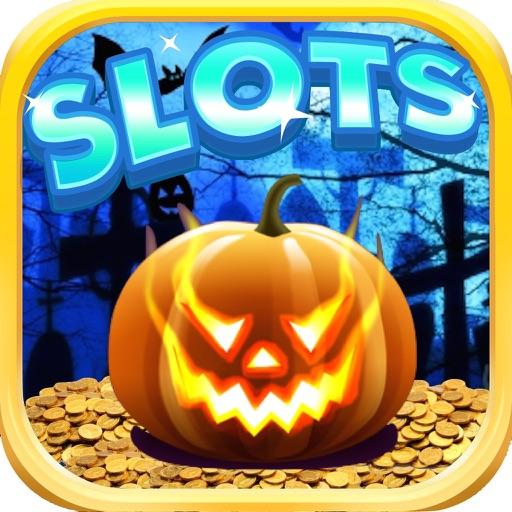 Haunted Halloween Slots - Win Big Bonus Cash and Coin Payouts iOS App
