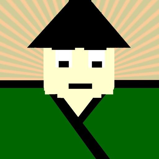 Ninja Timber Jack iOS App