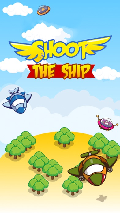 Shoot The Ship - Warplane Bombers Screenshot