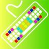 Cool Color Keyboards - Custom Keyboard for iOS 8