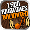 Mobgen Apps Inc - 1500 Ringtones Unlimited - Download the best iPhone Ringtones artwork
