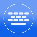 Color Keyboard - Blue Keyboard Skin ( Custom Keyboard System Wide For All Your Apps) icon