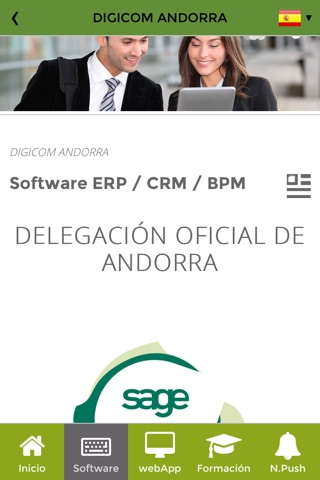 Digicom Andorra screenshot 2
