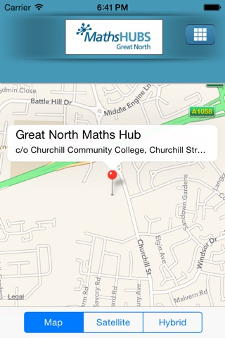 The Great North Maths Hub screenshot 2