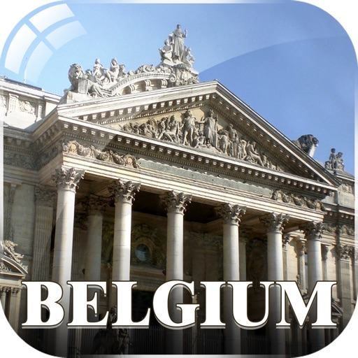 世界遗产在比利时