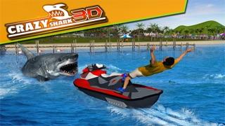 Screenshot #1 pour Crazy Shark 3D Sim