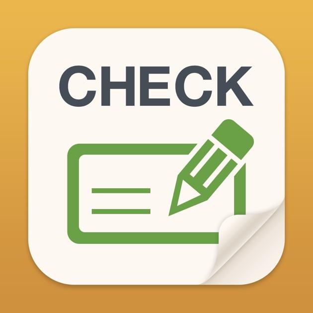 free checkbook