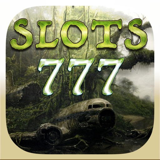 AAA Lost in the Jungle Slots - Free Daily Chip Bonus iOS App