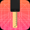 Air Ruler Flying Measuring Tape - This app is for entertainment purposes only!