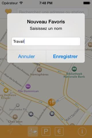 Bike Bruxelles screenshot 3