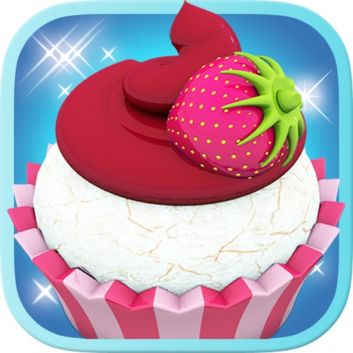 Candy Cupcake Quest - Match 3 Tiles Game For Kids And Adults HD iOS App