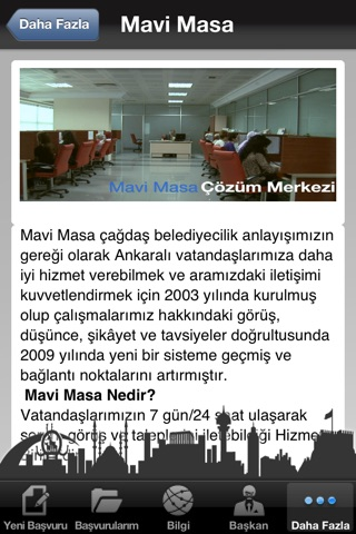 Mavi Masa screenshot 3