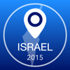 Israel Offline Map + City Guide Navigator, Attractions and Transports