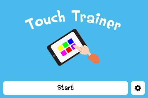 Touch Trainer - Learn to use touch device via cause & effect screenshot 1