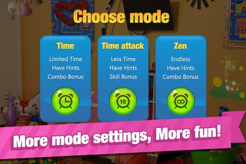 Toy Stories Adventure: Spot Difference Game screenshot 3