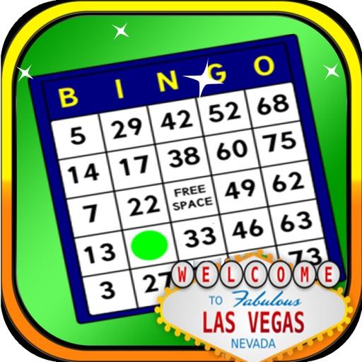 Las Vegas Bingo Game iOS App