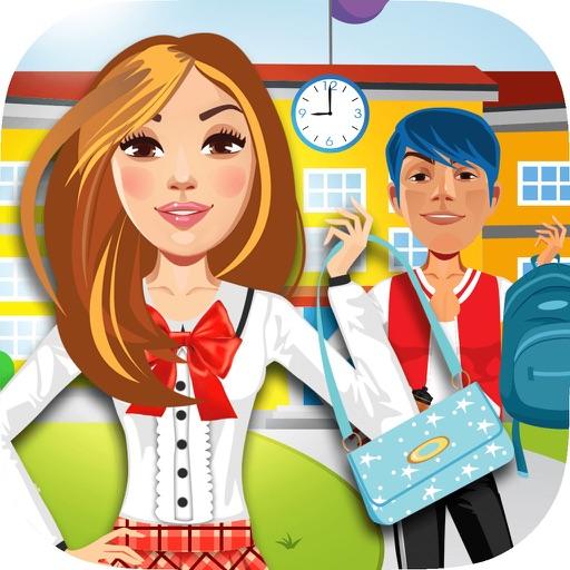 My High School BFF Fashion Club Dress Up Game iOS App