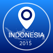 Indonesia Offline Map + City Guide Navigator, Attractions and Transports