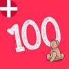 100 huskespil (tallene fra 1 til 100)