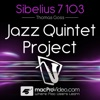 Course for Sibelius Jazz Quintet Project