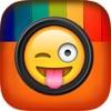 Emoji Face - Popular Smiley Faces Maker & Meme Rage Stickers Booth For Instagram