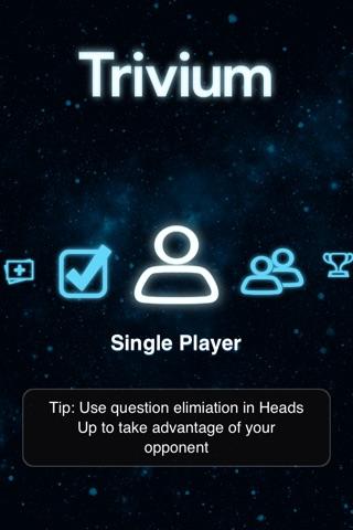 Trivium screenshot 2