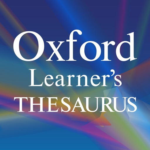 Oxford Learner's Thesaurus: A Dictionary of Synonyms by