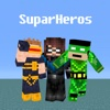 Super Heros Skin For Minecraft PE