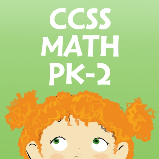 Headucate Math - Common Core, Made for Ages 3-7 iOS App
