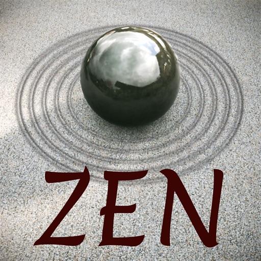Epic Zen Garden iOS App
