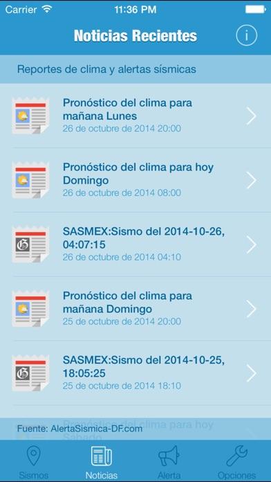download Alerta Sísmica DF apps 4