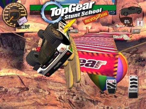 Top Gear: Stunt School Revolution для iPad