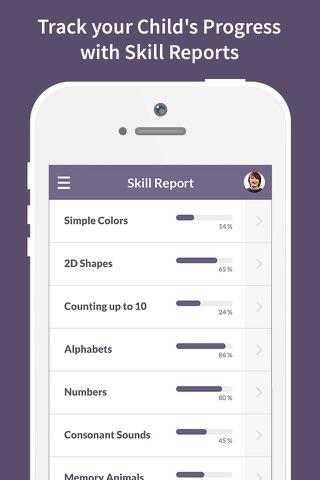 Topiq Messenger for Parents: Chat & Track Child's Performance screenshot 3