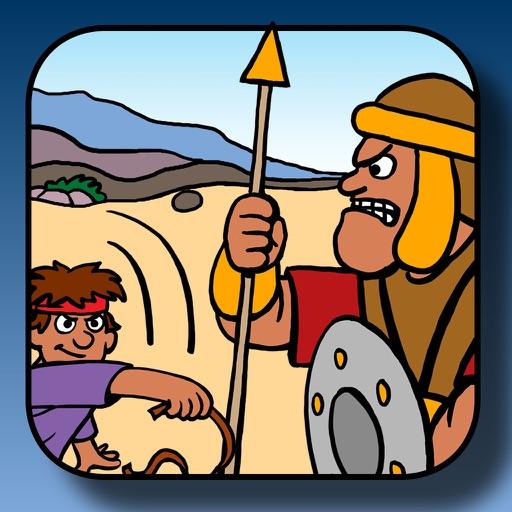 David & Goliath - Interactive Bible Stories