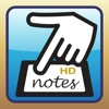 Smart Writing Tool - 7notes HD Premium (AppStore Link)