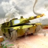 Tanks Fighting Shooting Game . Military World War Domination