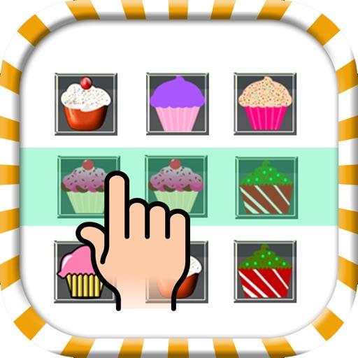 Match 3 Cake Game iOS App