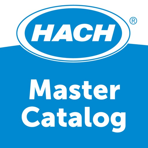 hach master catalog by hach company