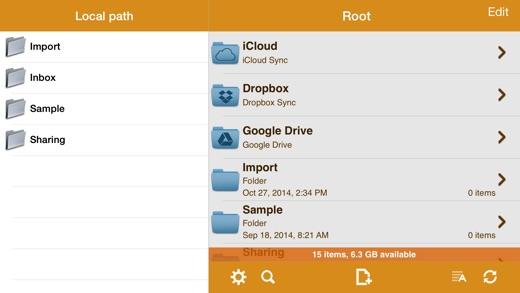 AirDisk Pro - Wireless Flash Drive Screenshot