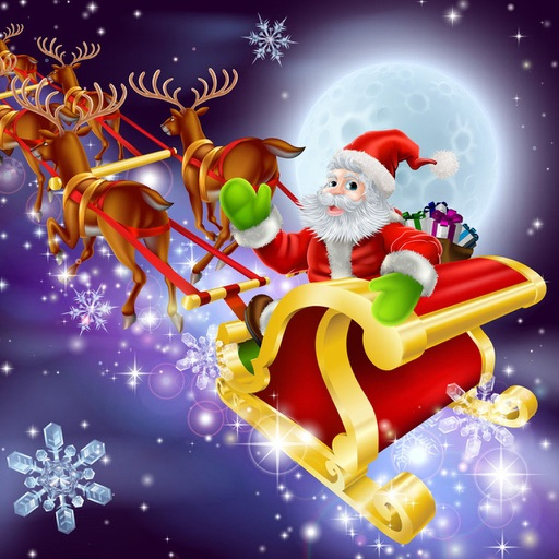 Happy Santa Claus A Fun Game For Boys & Girls iOS App